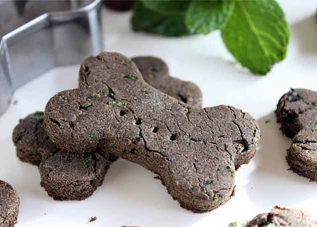 These Homemade Dog Treats Will Help Get Rid Of Dog Bad Breath