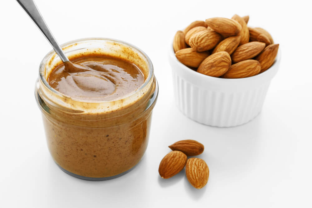 fresh-almond-butter-for-dogs