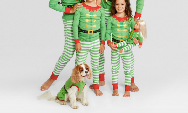 7 Matching Pup and Pet Parent PJ's Perfect for the Holidays